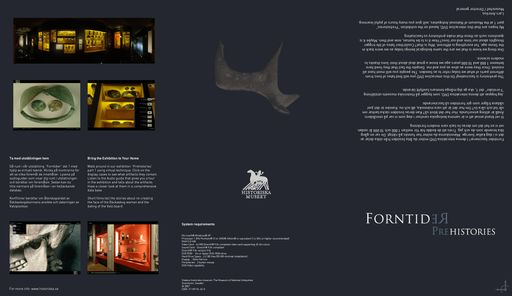 DVD Cover, Forntider, Product Image